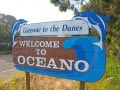Pismo Sands Beach Club - Oceano enterance