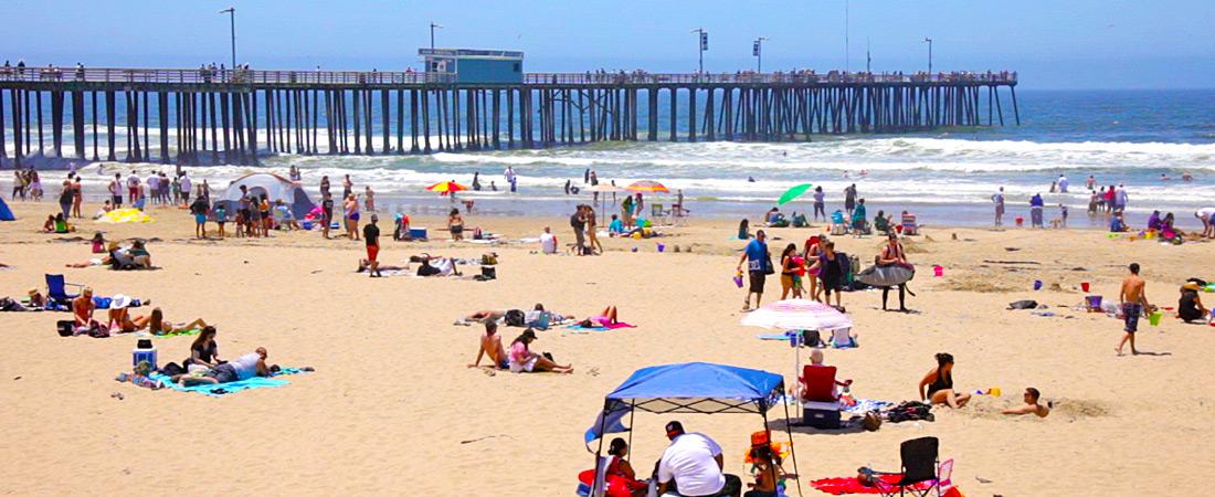 Pismo Beach Pier & Beach