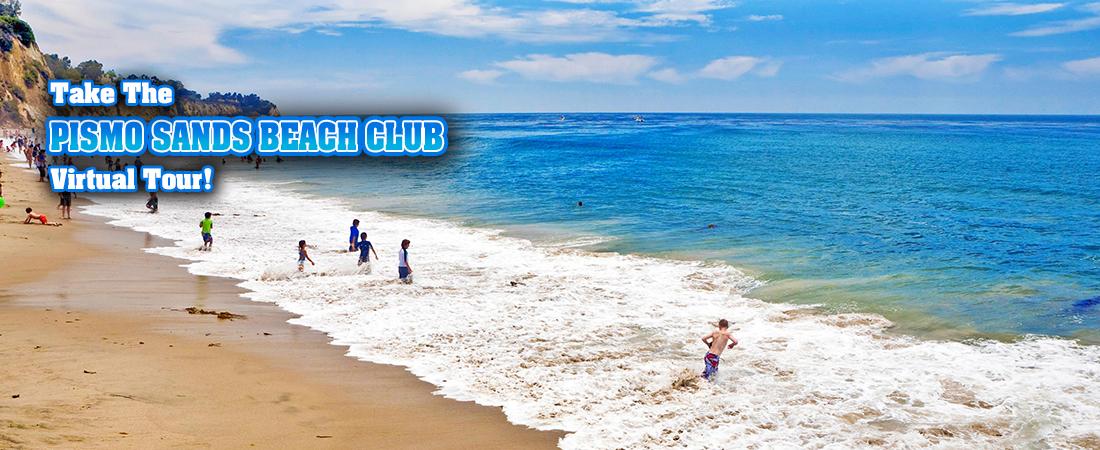 Watch the Pismo Sands Beach Club Virtual Tour!