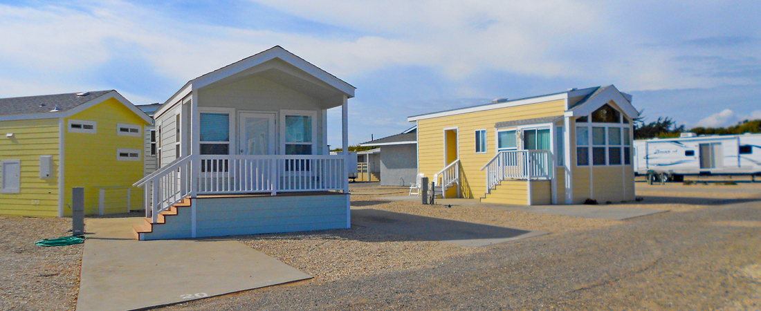 Pismo Sands Beach Club - Beach Cabins