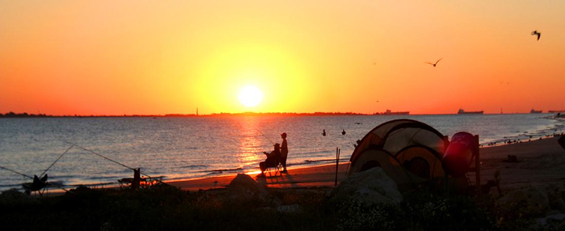 Beach Camping at Pismo Sands Beach Club