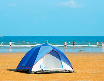 Beach Camping - Pismo Sands Beach Club