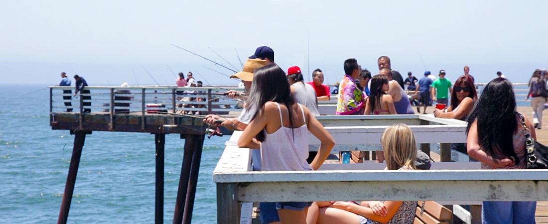 Pismo Beach, CA Pier