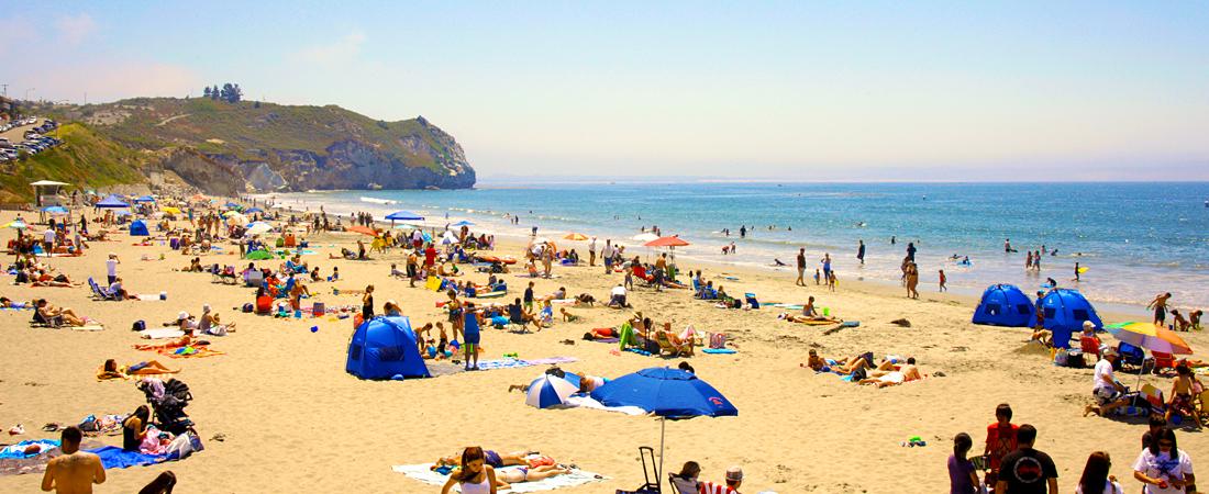 Summer Days on Pismo Beach