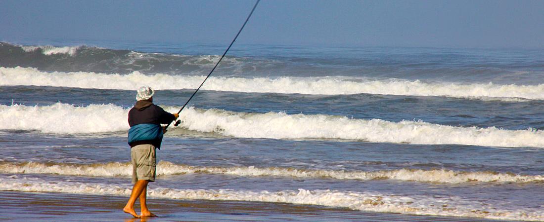 Pismo Sands Beach Fishing
